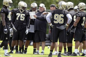 There Is A Renewed Sense Of Purpose For the 2013 New Orleans Saints