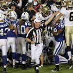 Super Bowl XLIV 2010 - New Orleans SAINTS over Indianapolis COLTS 31-17