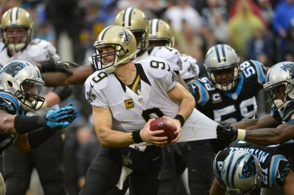 new orleans saints carolina panthers