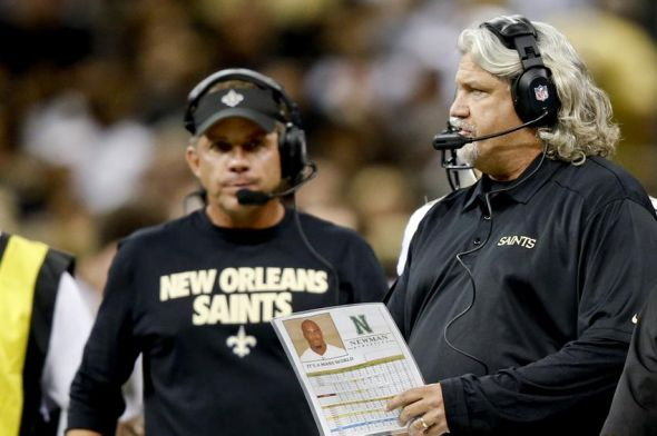 sean payton rob ryan saints new orleans saints
