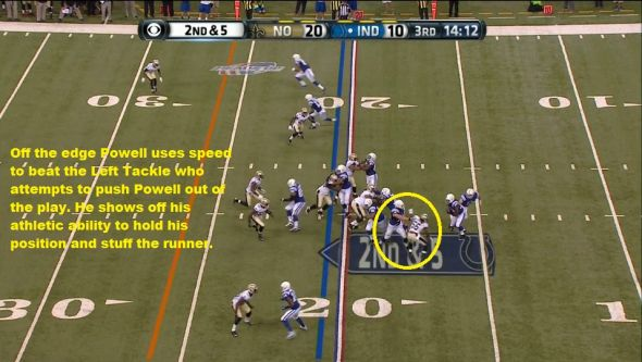 "(Photo courtesy of Saints analyst Walter ""Deuce"" Windham and TopSportsReport.com)"