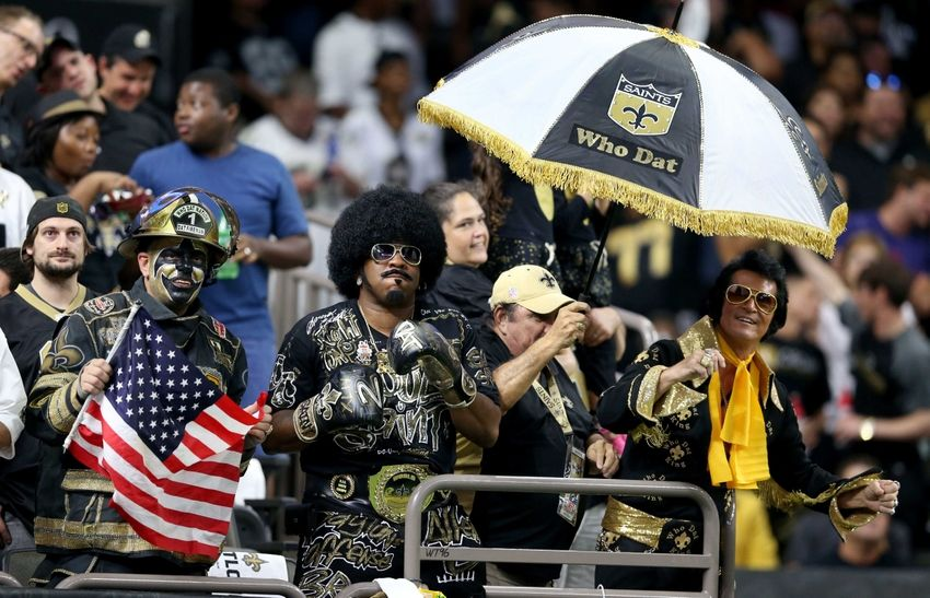 the new orleans saints twitter gauge what 39 s the mood in new orleans. Black Bedroom Furniture Sets. Home Design Ideas