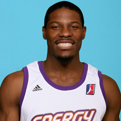 Othyus Jeffers from the Iowa Energy of the NBA D-League