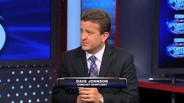 Dave Johnson via CSN Washington