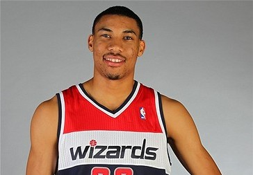 Sep 27, 2013; Washington, DC, USA; Washington Wizards small forward Otto Porter Jr. (22) poses for a portrait during Wizards media day at Verizon Center. Mandatory Credit: Geoff Burke-USA TODAY Sports