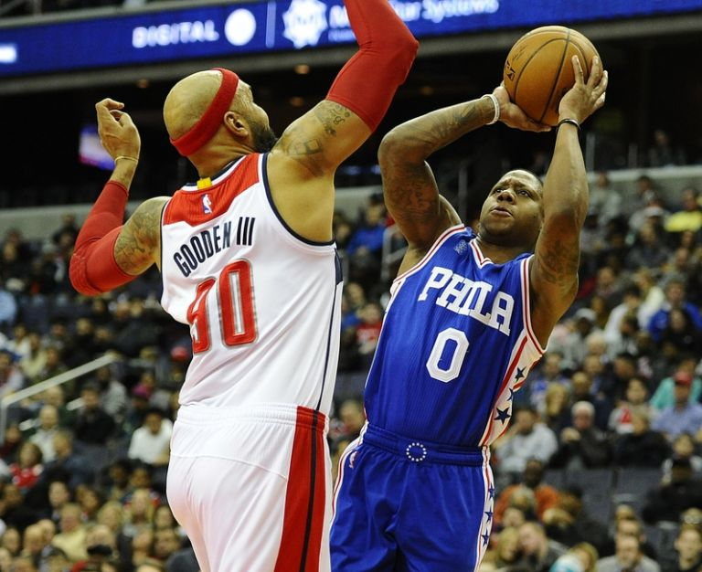 Isaiah-canaan-drew-gooden-nba-philadelphia-76ers-washington-wizards-768x0
