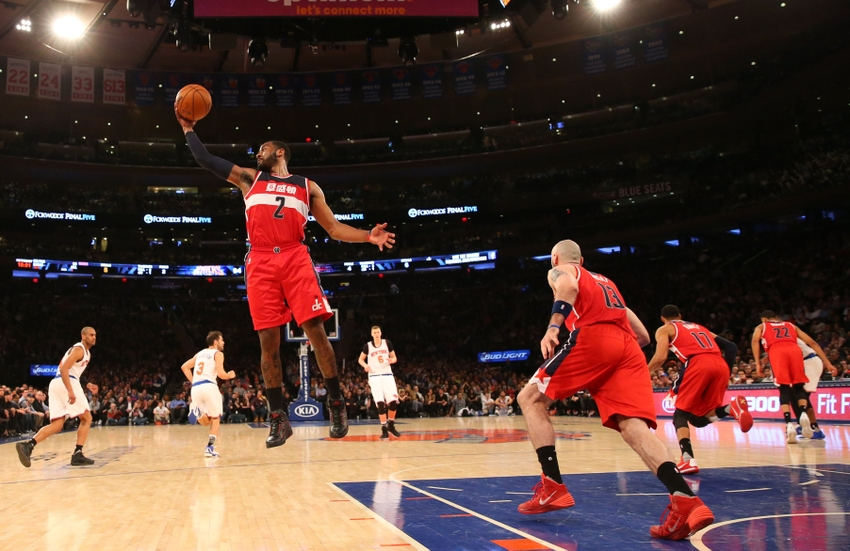 John-wall-nba-washington-wizards-new-york-knicks