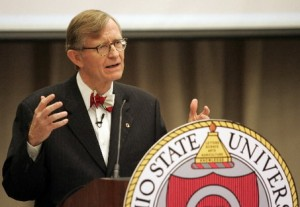 President Gee retires from Ohio State