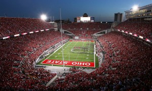 The Buckeyes take on the San Diego State Aztecs at 3:30 PM EST this afternoon. Mandatory Credit: BuckeyeEmpire.com