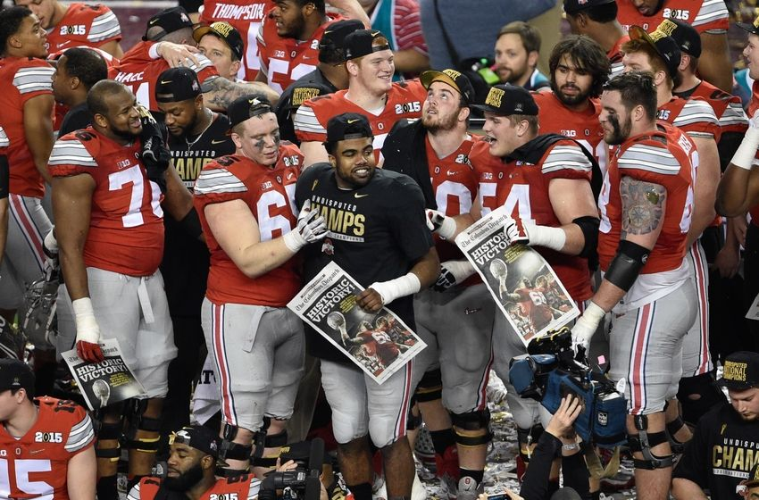 ncaa national football champions tv football schedule for today