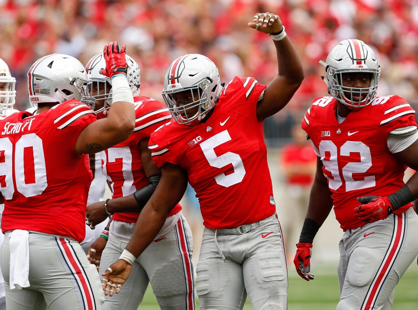 Ohio State Football: Raekwon McMillan, Leader by Example
