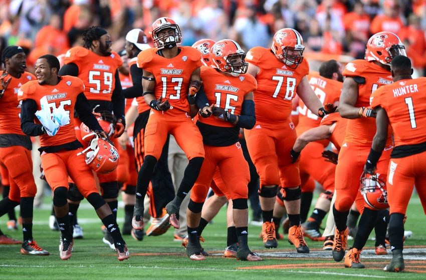 bowling green football forum today football schedule