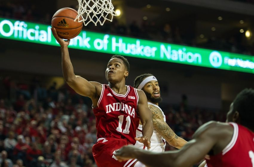 Three Points Maryland Vs Indiana Hoosier State Of Mind