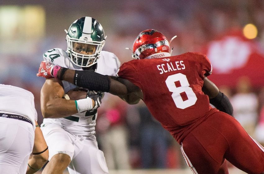 Indiana Football: Tegray Scales is on a roll