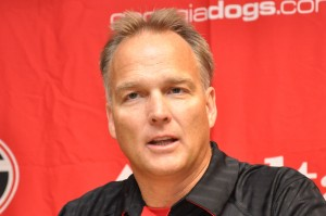 Mark Richt, Photo by Danny Bishop