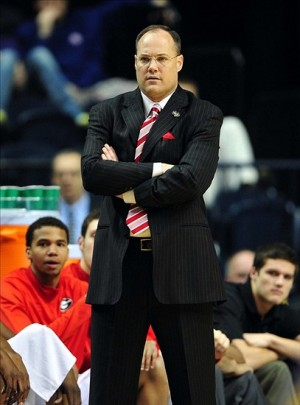 Georgia Bulldogs head coach Mark Fox Mandatory Credit: Don McPeak-USA TODAY Sports