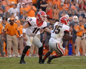 Aaron Murray & J.J. Green