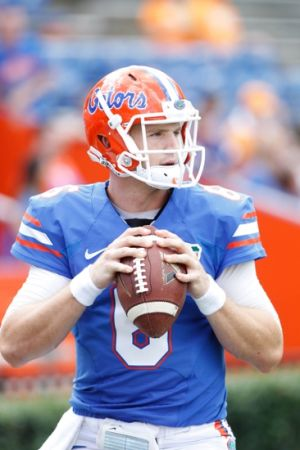 Can a healthy Jeff Driskel be the answer at QB for the Gators? Photo Credit: Kim Klement-USA TODAY Sports