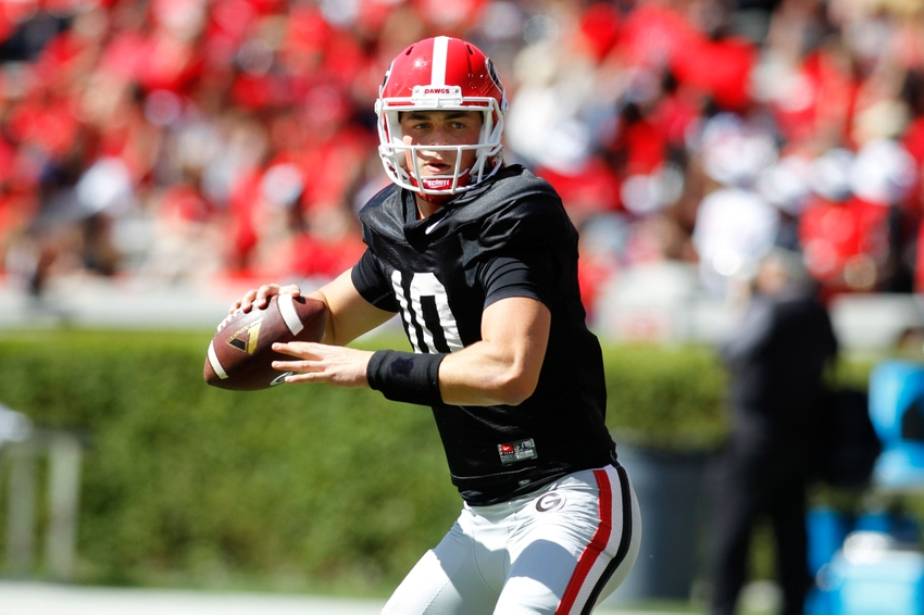 Georgia can use alternate uniforms and still be traditional  59aa826e3