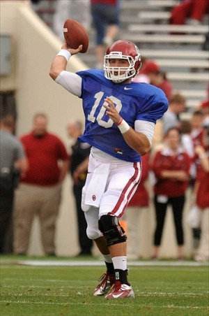 Oklahoma football spring game