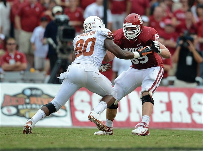 2013 NFL Draft: Will Lane Johnson Go in the First Round?
