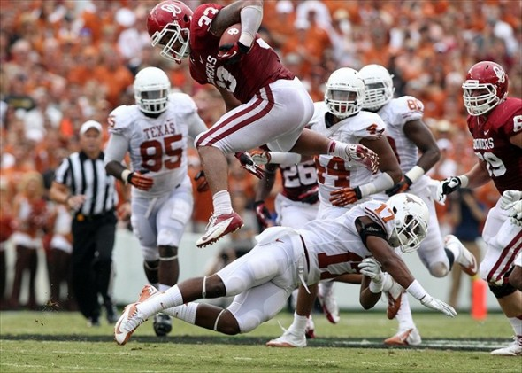 Oklahoma vs. Texas: 5 Keys to Victory