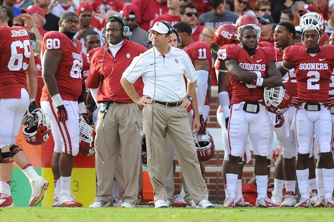 Bob Stoops BCS bowl concerns