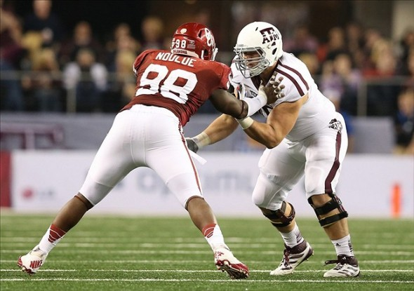 Oklahoma Sooners 2013 Defensive Line