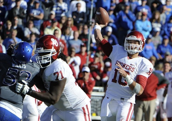 Oklahoma vs. Texas Tech: 5 Players to Watch