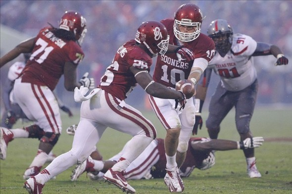 Oklahoma vs. Texas Tech: Sooners Players of the Game