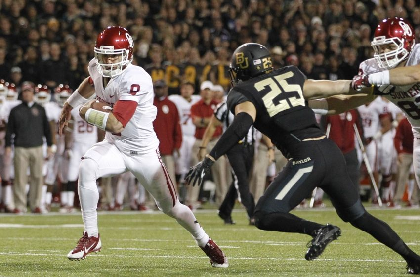 Ou Vs Baylor Will Be A Cfb Playoff Elimination Game