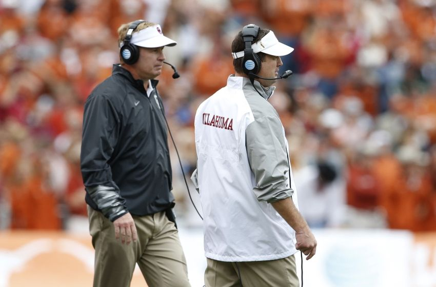 Bob Stoops Brothers Bob Stoops' Focus on 2015