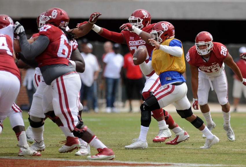 Oklahoma Football: 2019 Spring Game moved up to Friday ...