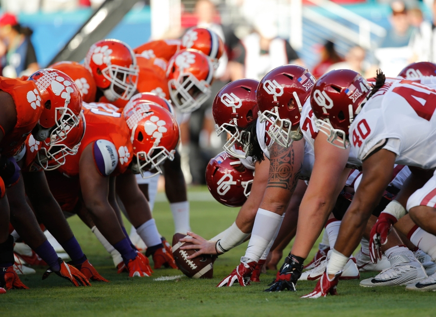 Oklahoma Football: Big Games Nothing New for Sooners