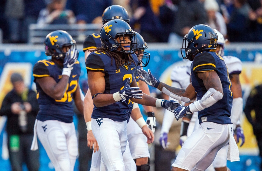 No. 12 West Virginia tops TCU, keeps improving defense