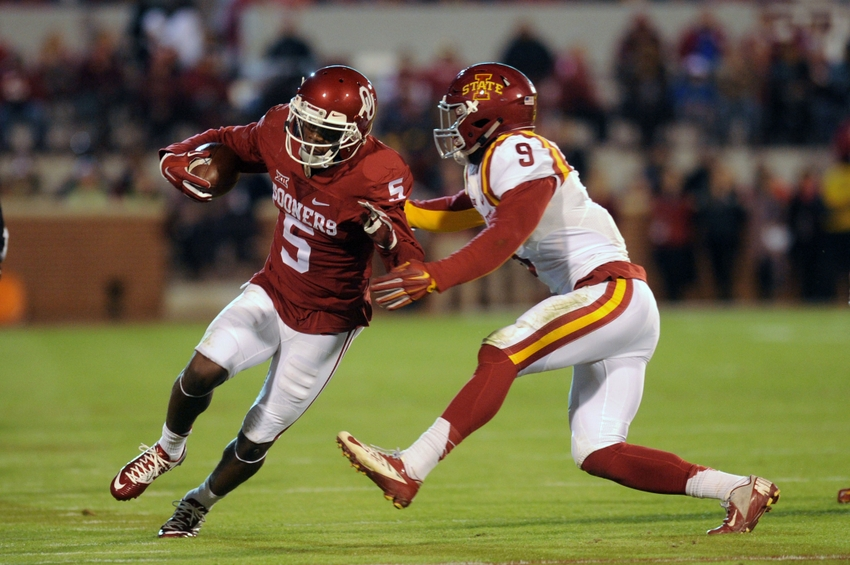 Oklahoma vs. Iowa State: Sooners Can't Afford to Overlook ...