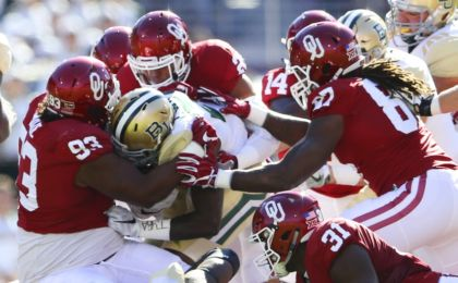 Oklahoma Football Now up to No  8 in Associated Press and