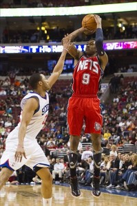 MarShon Brooks, NJ Nets