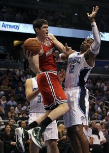 Dwight Howard, Ersan Ilyasova