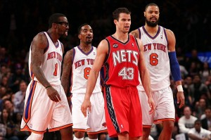 Kris Humphries, Tyson Chandler
