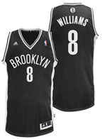 Brooklyn Nets Jersey, Deron Williams