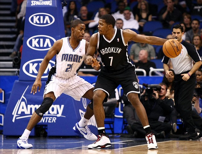 Brooklyn Nets, Joe Johnson