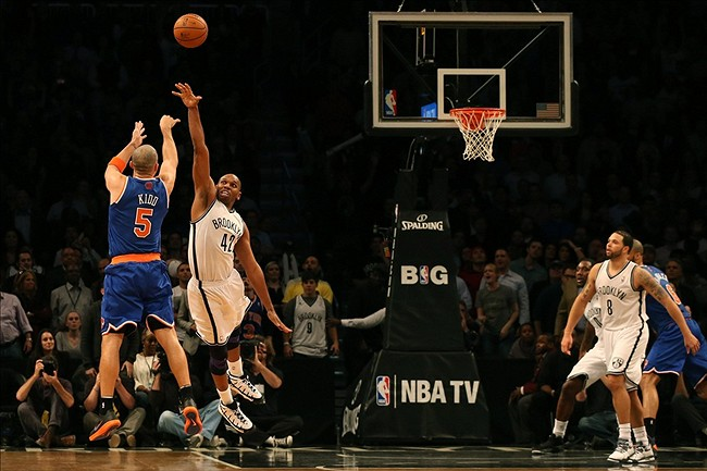 Brooklyn Nets, Jason Kidd, New York Knicks