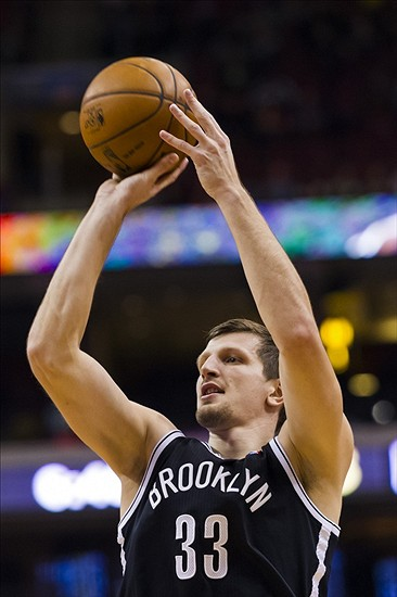 Mirza Teletovic, Brooklyn Nets