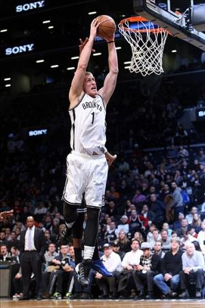 Brooklyn Nets Power Forward/Center Mason Plumlee