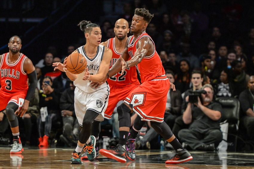 The Chicago Bulls make no sense and it's awesome