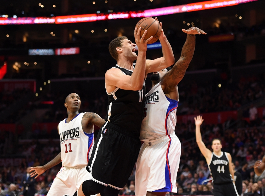 Clippers bury Nets for 7th win in row