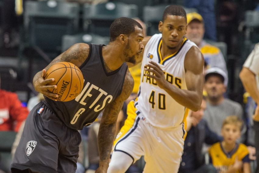 Pacers take on Clippers without George