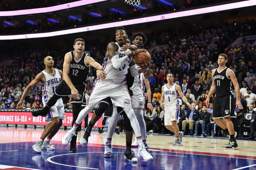 Joel Embiid scores 20 points as 76ers win on the road