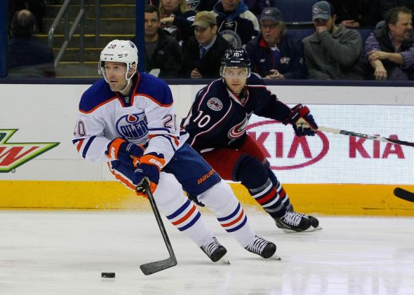 Eric Belanger Oilers Oilers Fans Need To Re...